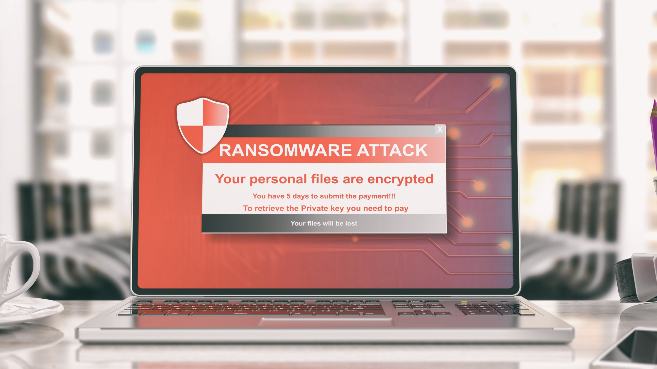 What You Should Know About Ransomware and Your Business